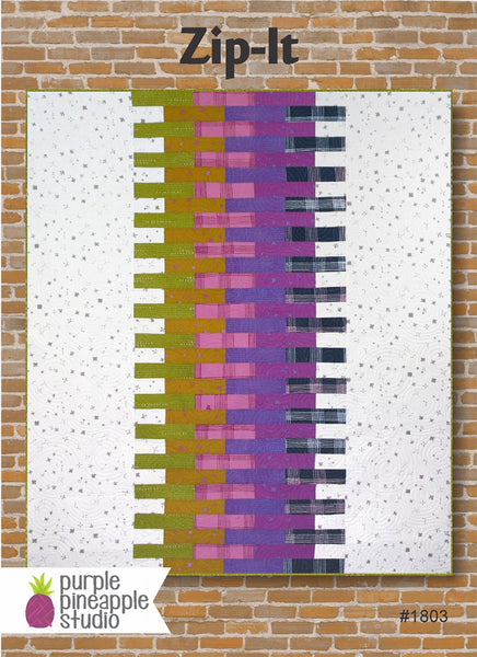 ZIP-IT - quilt pattern