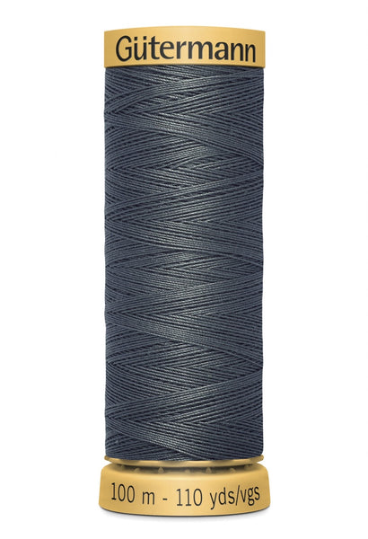 GUTERMANN 100m - 9340  -100% Mercerized Cotton (graphite)
