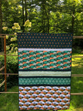 STORK - kid size quilt kit