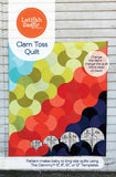 CLAM TOSS QUILT - pattern