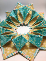 FOLD'N STITCH WREATH - wreath kit