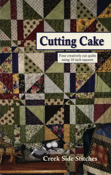 CUTTING CAKE - book