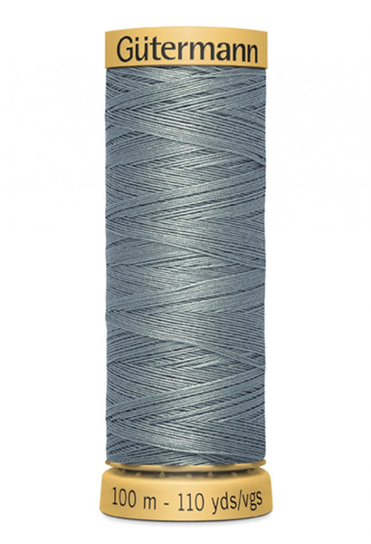 GUTERMANN 100m - 9310  -100% Mercerized Cotton (dark grey)