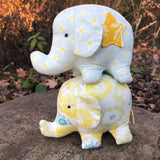 STUFFED TOY OR PINCUSHION - elephant