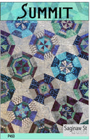 SUMMIT - quilt pattern