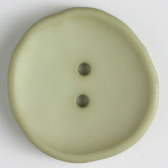 Round GREEN BUTTON (38MM & 28MM) - Dill buttons
