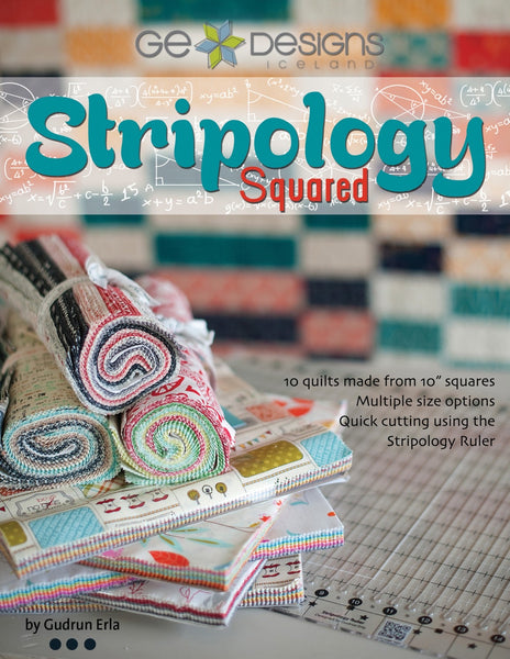 STRIPOLOGY SQUARED - book