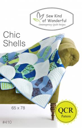 CHIC SHELLS - quilt pattern