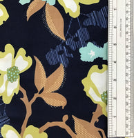 MODERN MEADOW (DOGWOOD BLOOM-JD31) - fabric price per 1/4 meter
