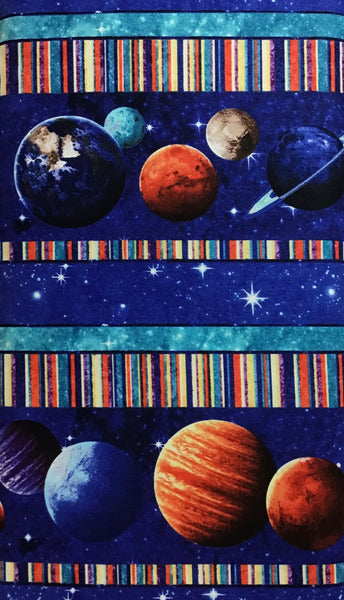 ACROSS THE UNIVERSE (21423-45) - fabric price per 1/4 meter