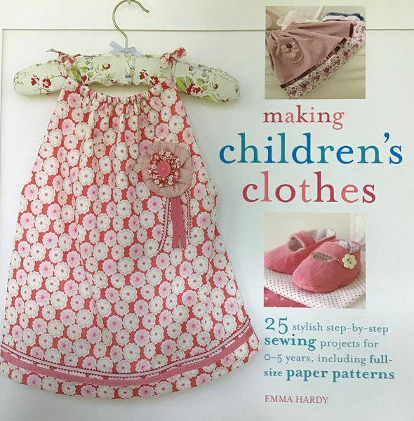MAKING CHILDREN'S CLOTHES - book