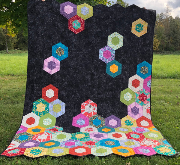 LAP QUILT - science fair