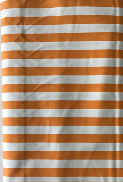 ALL STARS (TENT STRIPE-069-BEGONIA) - fabric price per 1/4 meter