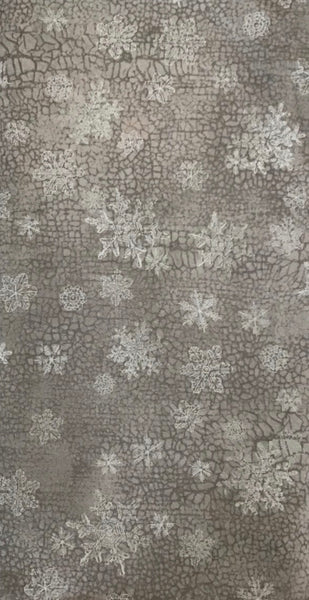 NORTH RIDGE FLANNEL (GREY-F22827-93) - fabric price per 1/4 meter