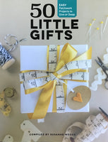 50 LITTLE GIFTS - book