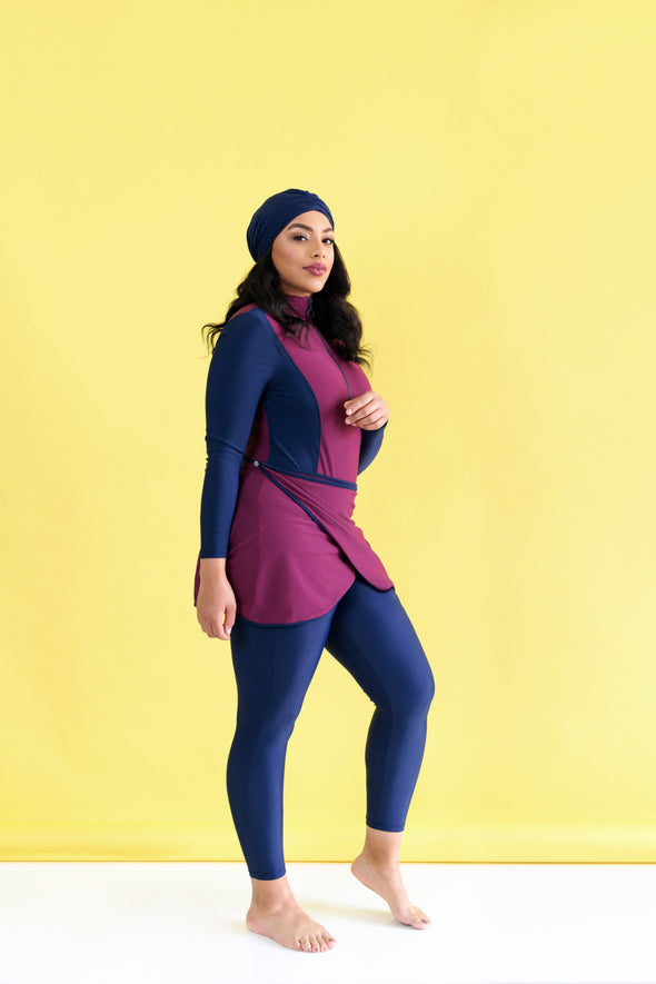 Modest Swimwear, Burkini, Burqini, Burkinni, Modest Swimsuit, Islamic Swimwear, LYRA Swimwear, Hijabi Swimwear