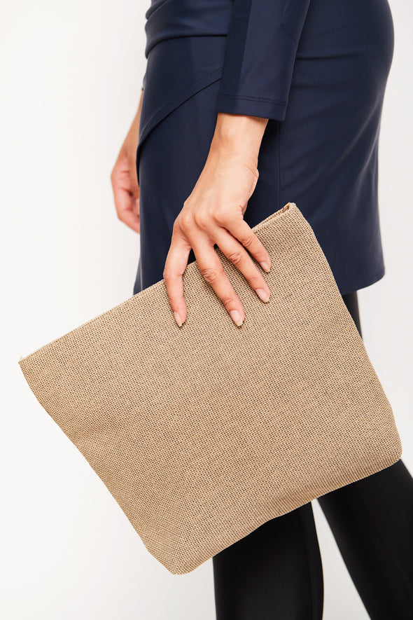 Taupe Wet Bag