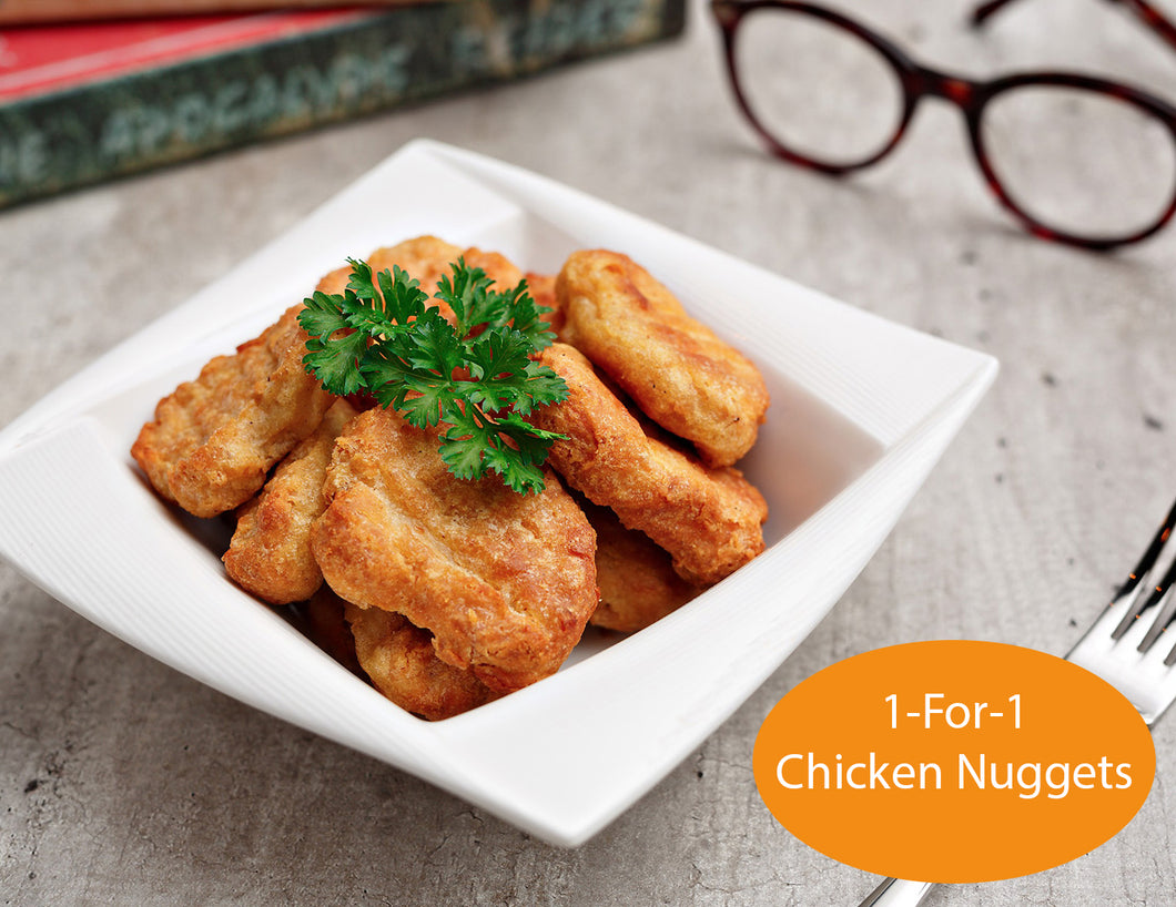 Chicken Nuggets 1-For-1