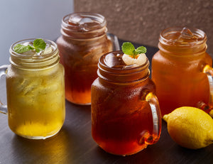 Homemade Iced Teas