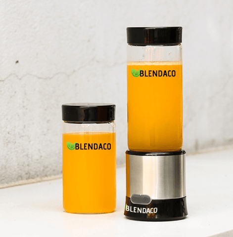 blendaco portable blender benefits of smoothies healthy 5 reasons
