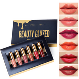 Beauty Glazed Matte Liquid Lipstick Set