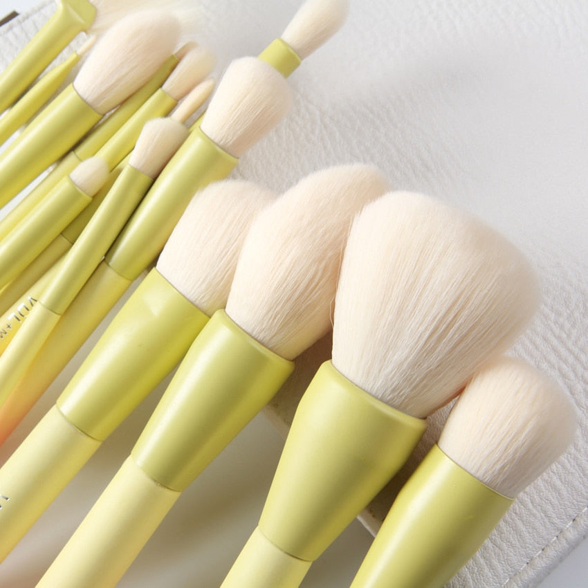 Ombre Summer Makeup Brush Collection