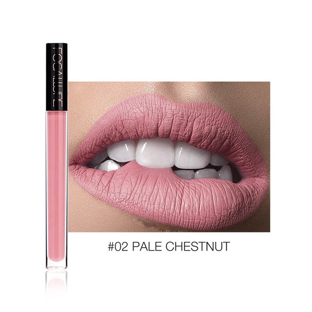 FOCALLURE Ultra-Matte Liquid Lipstick