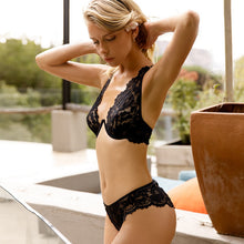 Load image into Gallery viewer, Perilla - Giselle Bra Black