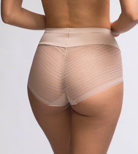 Simone Perele - Muse High Waist Brief Peau Rose