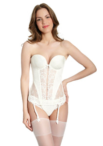 Simone Perele - Wish Bustier Ivory - FINAL SALE