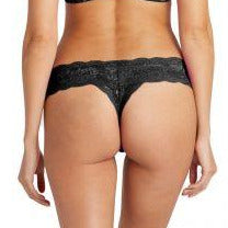 Cosabella - Never Say Never Thong Black