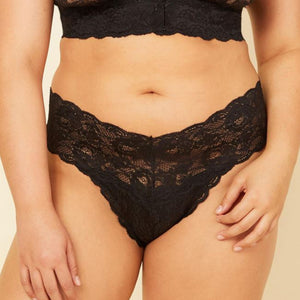 Cosabella - Never Say Never Extended Hottie Boyshort Black