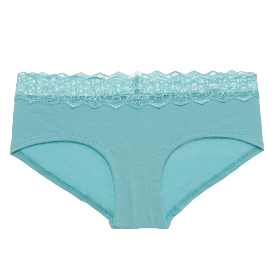 Cosabella - Avi Boyshort Star/Dusty Turquoise