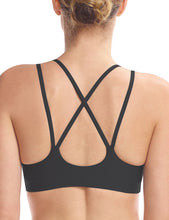 Load image into Gallery viewer, Commando - Butter Strappy Bralette Black