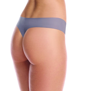 Commando - Perfect Stretch Thong Stone