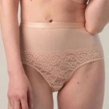 Load image into Gallery viewer, Blush - Esprit High Waisted Brief Ballet Beige