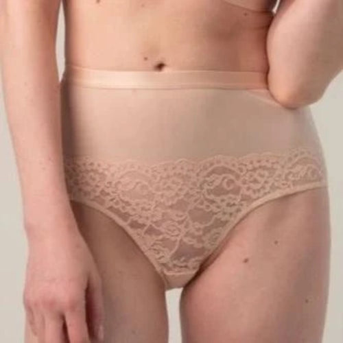 Blush - Esprit High Waisted Brief Ballet Beige