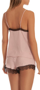 InBloom Intimates - Your Eyes Cami Set Blush