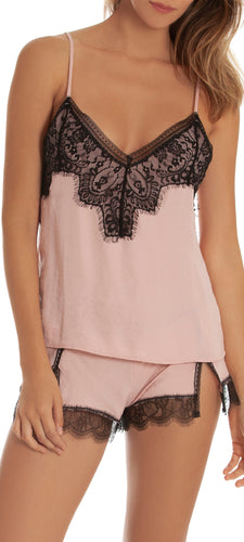 InBloom Intimates - Your Eyes Cami Set Blush - FINAL SALE
