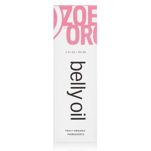 Zoe Organics - Belly Oil