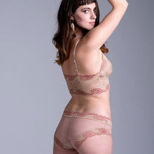 Load image into Gallery viewer, On The Inside Lingerie -  Sassafras Bra Nude
