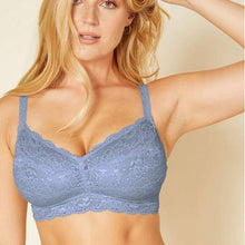 Load image into Gallery viewer, Cosabella - Never Say Never Curvy Sweetie Bralette Costal Blue