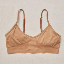Load image into Gallery viewer, Yellowberry - Chickadee Seamless Bra Coffee Bean