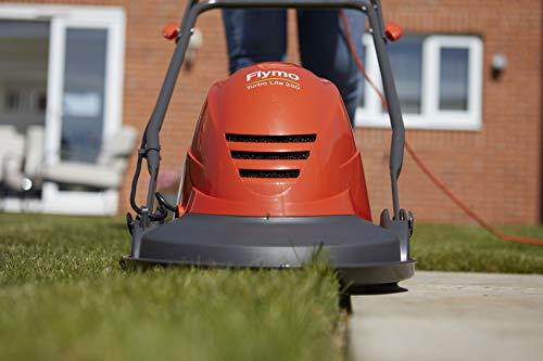 Flymo Turbo Lite 250 Electric Hover - zedhouses