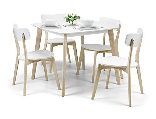 Julian Bowen Dining Table - zedhouses