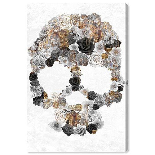Rivet Floral and Botanical Wall Art Canvas Prints - zedhouses