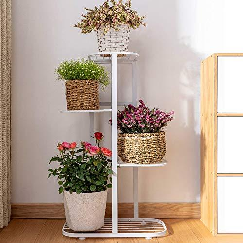 Cretee Metal Flower Shelves - zedhouses