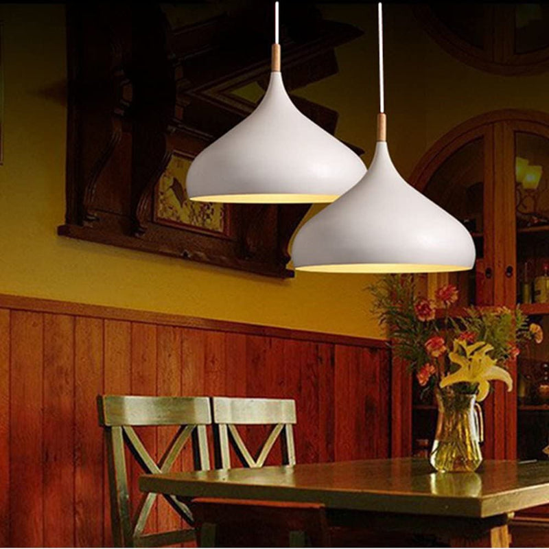 Ceiling Lighting White Pendant Light | ZedHouses