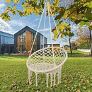 RAXTER Hanging Scandinavian Swing, Holds up to 120 kg | ZedHouses