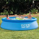 Intex Easy Set Up 10 Foot x 30 Inch Pool